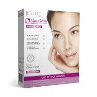 Poklon set za revitalizaciju kože lica REVUELE MezoDerm
