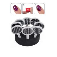 Display With Magnets For Nail Art ML03 8pcs