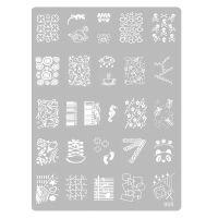 Šablon tabla za pečate PMAG2 05