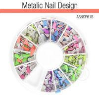 Metalic Nail Design ASNSP61B