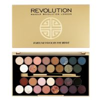 Paleta senki za oči MAKEUP REVOLUTION Fortune Favours the Brave