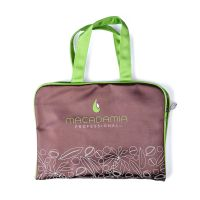 Bag for Products Macadamia Brown/Green