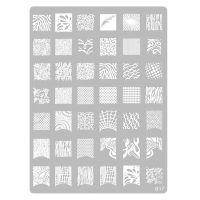 Šablon tabla za pečate PMAG2 17