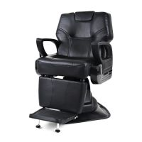 Hair Styling Barber Chair with Hydraulic NV-31675 with Adjustable Footrest Backrest and Headrest