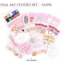 Ukrasi za Nail Art u setu NAPK Studio Kit 40/1