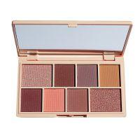 Mini paleta senki za oči I HEART REVOLUTION Rose Gold Mini Chocolate 2x1.5g+6x1.2g