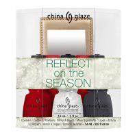 Set lakova za nokte CHINA GLAZE Reflect On The Season 4x14ml