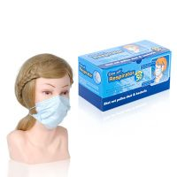 Protective  Face Mask Blue 50/1