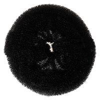 Hair Bun Sponge COMAIR Black 11cm 12g