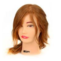 Test Head Natural Hair KIEPE Dark Blond 35cm