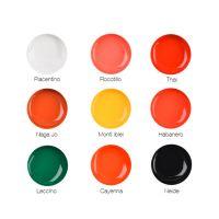 Set UV gelova u boji CLARISSA Flash+Shine No1 9x4ml