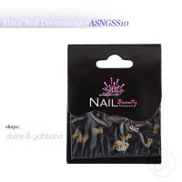 Metallic ukrasi za Nail Art ASNGSS10