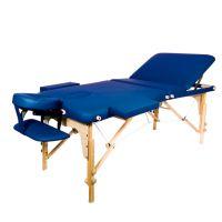 Cosmetic bed foldable portable ETL-60 threepiece multipurpose