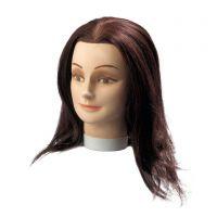 Training Head Natural Hair COMAIR Standard 40cm