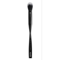 Dual Fiber Setting Makeup Brush NYX Professional Makeup Artistry PROB26