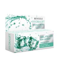 Gel Filler Eye Contour Anti-fatigue & Dark Circles REVUELE Hydralift Hyaluron 25ml