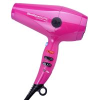 Hair Dryer Storm Force 6000 PRO Diva 2400W With Negative Ion Technology Pink