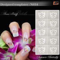 Šablon za nokte Smart Nails SM-29