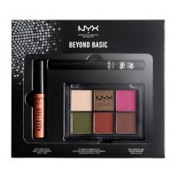 Makeup Set NYX Professional Makeup Beyond Basic LOOKSET17