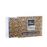 Set Mini Nail Files MINIF06 Cheetah 240/240 12pcs