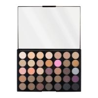 Paleta senke za oči MAKEUP REVOLUTION Pro HD Amplified 35 Neutrals Warm
