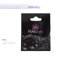 Metallic ukrasi za Nail Art ASNGSS13