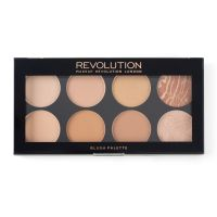 Paleta bronzera MAKEUP REVOLUTION All About Bronze 15g