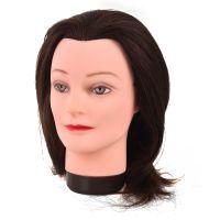 Training Head Natural Hair COMAIR Emma Brown 40cm