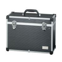Kofer za frizerski pribor aluminijumski COMAIR Tool Chest Crni 45x20x34cm