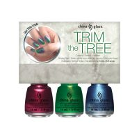 China Glaze Twinkle set lakova za nokte - Trim The Tree 3/1