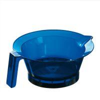 Posuda za farbanje sa gumenim dnom COMAIR Transparentno Plava 250ml
