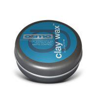 Vosak glina za jako oblikovanje kose OSMO Clay Wax Mat 25ml