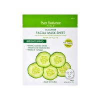 Facial Mask Sheet CALA Cucumber Brightening 21g