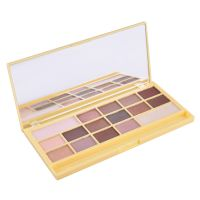 Paleta senki za oči I HEART MAKEUP Naked Chocolate 22g