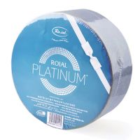 Depilation Roll ROIAL Platinum New Silver 50m