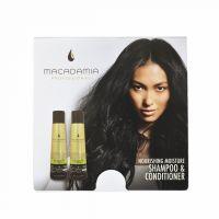 Set šampon i balzam MACADAMIA Nourishing Moisture 2x10ml