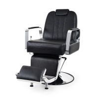 Hair Styling Barber Chair with Hydraulic Y-8751-1 with Adjustable Footrest Backrest and Headrest