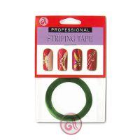 Ukrasna traka za Nail Art STT7 Zelena