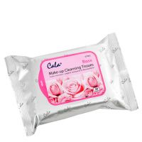 Makeup Remover Cleansing Tissues CALA Rose 30pcs
