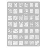 Šablon tabla za pečate PMAG2 15
