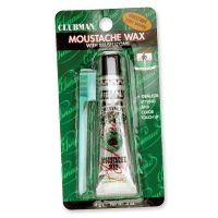 Moustache Wax CLUBMAN Chestnut 14g