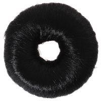 Hair Bun Sponge COMAIR Black 9cm 18g