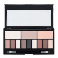 Paleta senki za oči MAKEUP REVOLUTION Ultra Eye Contour Light and Shade 14g