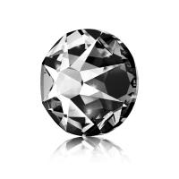 Nail Crystals SWAROVSKI A 2088 XIRIUS Rose SS16 - Black Diamond 20/1