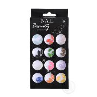 Colourful Style Nail Art ASNAN08