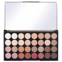 Ultra 32 Shade Eyeshadow Palette MAKEUP REVOLUTION Flawless 3 Ressurection