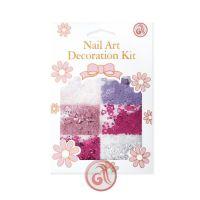 Nail Art Decoration Kit NADK06 6pcs