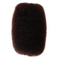 Hair Bun Sponge COMAIR Brown 7x11cm 14g