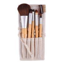 Make Up Brush Set CALA Bamboo Veliki 5/1