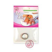 Prsten za nogu dvostruki  DR10 Pink